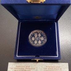 Monedas antiguas de Europa: VATICANO, MONEDA DE 500 LIRAS. Lote 221246122