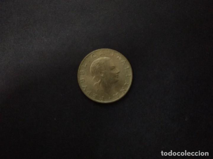 Monedas antiguas de Europa: ITALIA 200 LIRAS 1978 - Foto 2 - 221517296