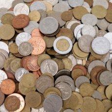 Monedas antiguas de Europa: LOTE DE 500 MONEDAS DE FRANCIA, PORTUGAL, ITALIA Y GRAN BRETAÑA. Lote 221544731