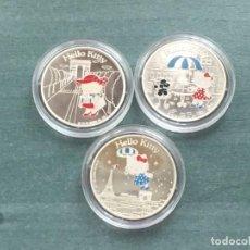 Monedas antiguas de Europa: HELLO KITTY JAPÓN 2007. Lote 221647242