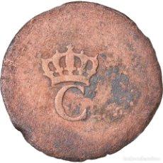 Monedas antiguas de Europa: MONEDA, COLONIA GENERAL, SOL, BC+, VELLÓN, LECOMPTE:278A. Lote 221883091