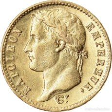 Monedas antiguas de Europa: MONEDA, FRANCIA, NAPOLÉON I, 20 FRANCS, 1813, PARIS, EBC+, ORO, KM:695.1. Lote 221889258
