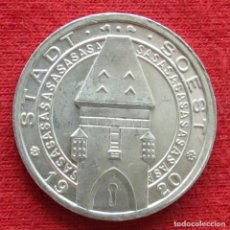 Monedas antiguas de Europa: SOEST WESTFALIA 25 PFENNIG 1920 NOTGELD 38. Lote 221950392