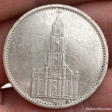 Monedas antiguas de Europa: 5 MARCOS 1935 A ALEMANIA MONEDA DE PLATA 13,88 G LEY 900. Lote 221951345