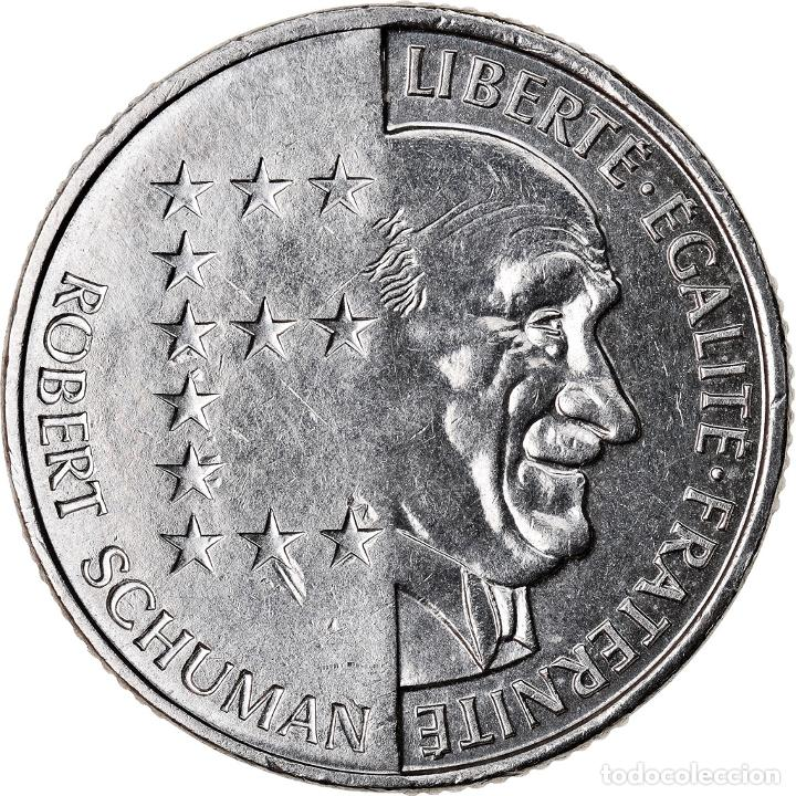 MONEDA, FRANCIA, 10 FRANCS, 1986, PARIS, MBC+, PLATA, KM:958A, GADOURY:825 (Numismática - Extranjeras - Europa)