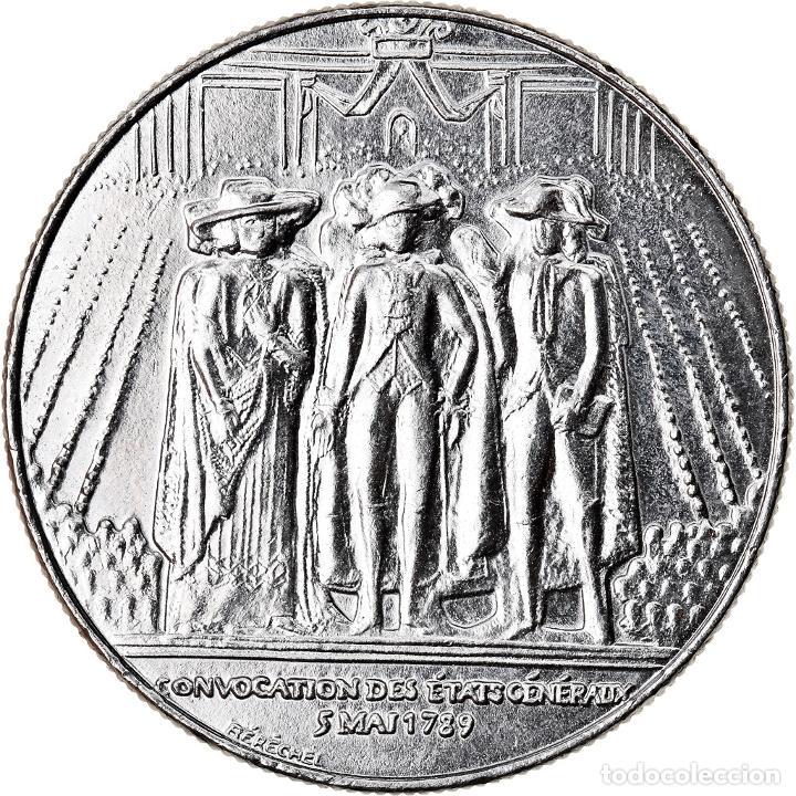 MONEDA, FRANCIA, 1 FRANC, 1989, MBC+, NÍQUEL, KM:967, GADOURY:477 (Numismática - Extranjeras - Europa)