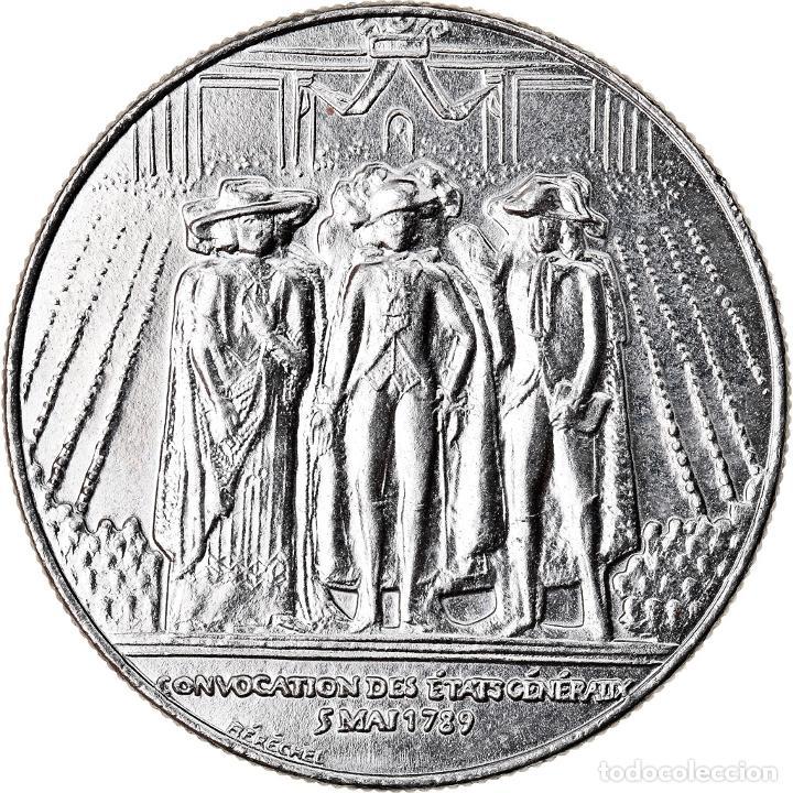 MONEDA, FRANCIA, 1 FRANC, 1989, SC, NÍQUEL, KM:967, GADOURY:477 (Numismática - Extranjeras - Europa)