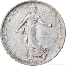 Monedas antiguas de Europa: MONEDA, FRANCIA, SEMEUSE, 2 FRANCS, 1916, PARIS, MBC, PLATA, KM:845.1. Lote 221983511