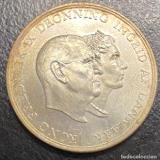Moedas antigas da Europa: DINAMARCA, MONEDA DE 5 CORONAS DEL AÑO 1937. Lote 221992992