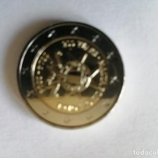 Monedas antiguas de Europa: 2 EUROS MALTA 2014 CONMEMORATIVA POLICIA SACADA DE ROLLO. Lote 222048975