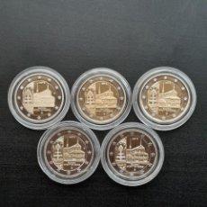 Monedas antiguas de Europa: DOS EUROS CONMEMORATIVOS DE ALEMANIA. PROOF.. Lote 222389396