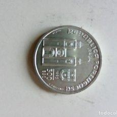 Monedas antiguas de Europa: PLATA-PORTUGAL MONEDA 500 ESCUDOS 1995. 14 GRAMOS DE LEY 0,500. Lote 222584020