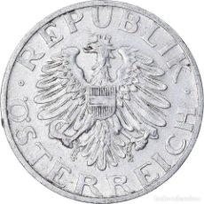 Monedas antiguas de Europa: MONEDA, AUSTRIA, 2 SCHILLING, 1947, MBC, ALUMINIO, KM:2872. Lote 222721801