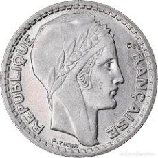 Monedas antiguas de Europa: MONEDA, FRANCIA, TURIN, 10 FRANCS, 1947, PARIS, MBC+, COBRE - NÍQUEL, KM:908.1. Lote 222721983