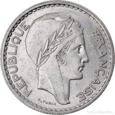 Monedas antiguas de Europa: MONEDA, FRANCIA, TURIN, 10 FRANCS, 1948, PARIS, EBC, COBRE - NÍQUEL, KM:909.1. Lote 222722226