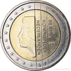 Monedas antiguas de Europa: PAÍSES BAJOS, 2 EURO, 2011, SC, BIMETÁLICO, KM:272. Lote 222722378