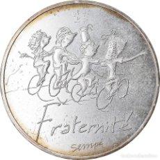 Monedas antiguas de Europa: FRANCIA, 10 EURO, FRATERNITÉ PRINTEMPS SEMPÉ, 2014, SC, PLATA, GADOURY:EU719. Lote 222722388