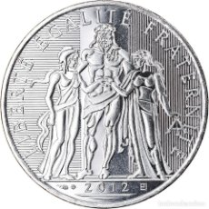 Monedas antiguas de Europa: FRANCIA, 10 EURO, 2012, FDC, FDC, PLATA, GADOURY:EU 516, KM:2073. Lote 222722496