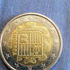 Monedas antiguas de Europa: ANDORRA - 2 EUROS 2015 - MONEDAS NUEVAS. Lote 222788663