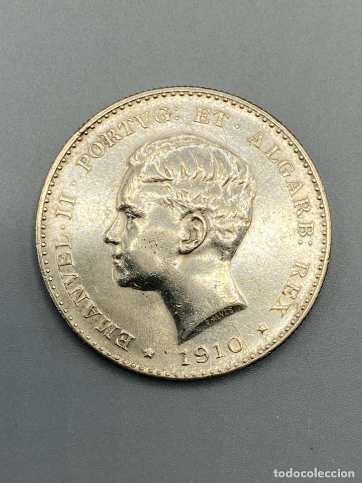 Monedas antiguas de Europa: MONEDA. PORTUGAL. EMANUEL II. 1000 REIS. 1891. EBC+. VER FOTOS - Foto 2 - 251538750