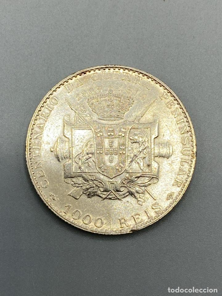 Monedas antiguas de Europa: MONEDA. PORTUGAL. EMANUEL II. 1000 REIS. 1891. EBC+. VER FOTOS - Foto 3 - 251538750