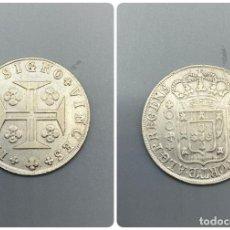 Monedas antiguas de Europa: MONEDA. PORTUGAL. 400 CRUZADOS. 1807. S/C. PLATA. VER FOTOS. Lote 223469092