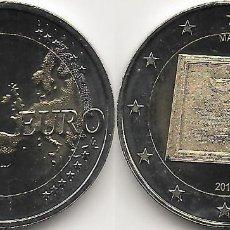 Monedas antiguas de Europa: MALTA 2 EUROS 2015 KM167 REPÚBLICA 1974 SC. Lote 263206050