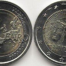 Monedas antiguas de Europa: ITALIA 2 EUROS 2016 KM392 PLAUTO SC. Lote 263206740