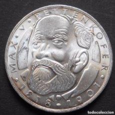 Monnaies anciennes de France: 1968 ALEMANIA 5 MARK - PLATA. Lote 224367240
