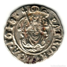 Monedas antiguas de Europa: HUNGRIA DENAR PLATA 1618 K.B. EMPERADOR MATÍAS DE HABSBURGO - MATIAS II. Lote 224866871