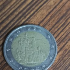 Monedas antiguas de Europa: MO122. MONEDA DE 2 EUROS. 2012 BAYERN. Lote 225571100
