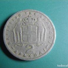 Monnaies anciennes de France: MONEDA DE GRECIA 2 DRACMAS 1954. Lote 225829955