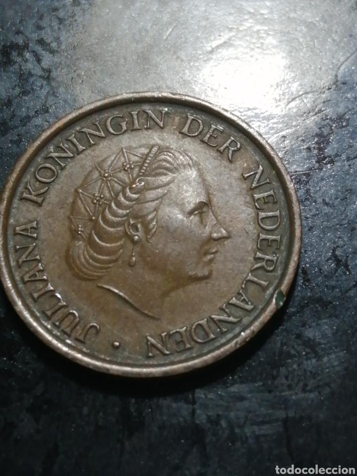 Monedas antiguas de Europa: 5 centimos de 1980 paises bajos - Foto 2 - 226109935