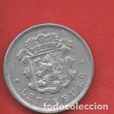 Monedas antiguas de Europa: LUXEMBURGO, 25 CÉNTIMOS 1965, BC. Lote 226750035