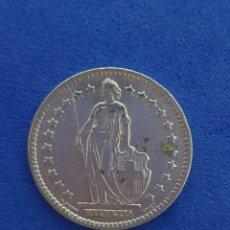 Monedas antiguas de Europa: 1 FRANCO SUIZO. 1943. Lote 227068995