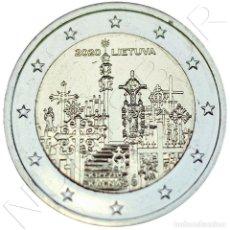 Monedas antiguas de Europa: LITUANIA 2 EUROS 2020 COLINA DE LAS CRUCES S/C. Lote 227554035