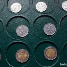 Monedas antiguas de Europa: LOTE 23 MONEDAS REPUBLICA ITALIANA. Lote 227619720