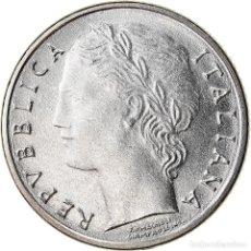 Monedas antiguas de Europa: MONEDA, ITALIA, 100 LIRE, 1990, ROME, EBC, ACERO INOXIDABLE, KM:96.2. Lote 227918721