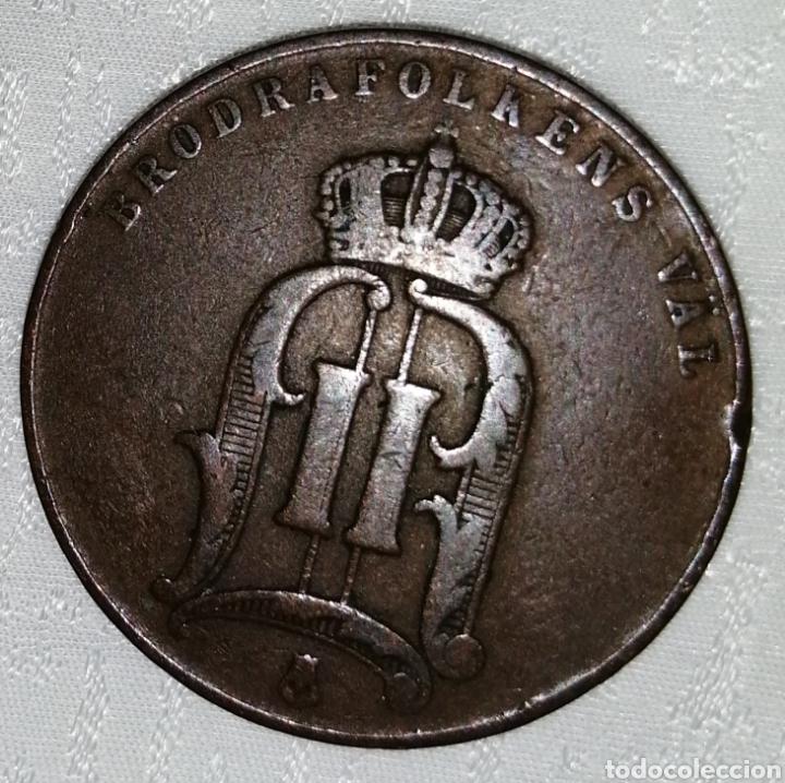 Monedas antiguas de Europa: MONEDA SUECA 5 ORE 1899 - Foto 2 - 228823670