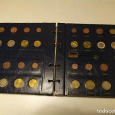 Monedas antiguas de Europa: ALBUM BBB AÑO 2002 CON MONEDAS EURO PRIMERAS SERIES DOCE PAISES. Lote 229314565