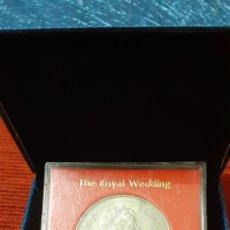 Monedas antiguas de Europa: EDICION ESPECIAL 1986 THE ROYAL WEDDING. Lote 230082005