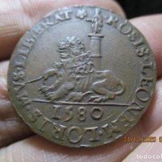 Monedas antiguas de Europa: JETON DE FELIPE II EN HOLANDA 1580. Lote 231090850