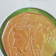 Monedas antiguas de Europa: AUSTRIA. 5 EUROS DE COBRE. JANO.. 2021. PRECIOSA ESTA MONEDA Y MUY EXCLUSIVA. Lote 231301550