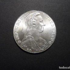 Monedas antiguas de Europa: 1 TALER MARIA THERESIA 1870. PLATA. CECA VIENA. ACUÑACION AÑOS 1945-60. S.C.. Lote 231529955