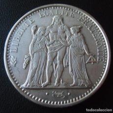 Monedas antiguas de Europa: FRANCIA FRANCE 10 FRANCOS FRANCS 1966 PLATA..... Lote 232450540