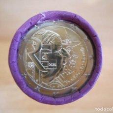 Monete antiche di Europa: MONEDA 2 EUROS CONMEMORATIVA FRANCIA 2020 - 50 ANIVERSARIO DE GAULLE Y 80 ANIVERSARIO 18 JUNIO. Lote 232907678