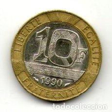 Monedas antiguas de Europa: LOTE 8 MONEDAS FRANCIA. Lote 233285155