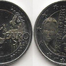 Monedas antiguas de Europa: LUXEMBURGO 2 EUROS 2015 HOUSE OF NASSAU-WEILBURG SC. Lote 263206215