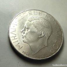 Monedas antiguas de Europa: .RUMANIA ROMANIA 500 LEI LEU 1941 PLATA SIN CIRCULAR S/C. LIQUIDACION COLECION!!!!!. Lote 233795885