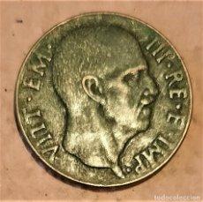 Monedas antiguas de Europa: ITALIA. 5 CENTIMISI 1942. II GM. VITORIO EMANUELLE III. Lote 233983430
